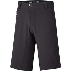 IXS Carve Digger Shorts Men, negro